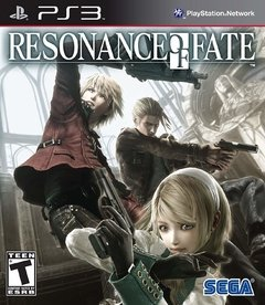 RESONANCE OF FATE PS3
