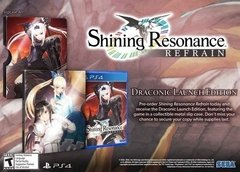 SHINING RESONANCE REFRAIN DRACONIC LAUNCH EDITION PS4 - comprar online