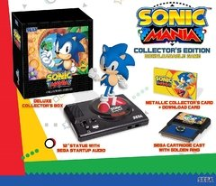 SONIC MANIA COLLECTOR'S EDITION NINTENDO SWITCH - comprar online
