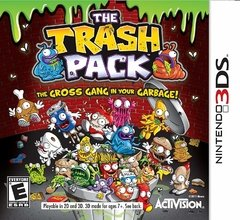 THE TRASH PACKS 3DS