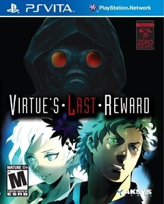 ZERO ESCAPE VIRTUE'S LAST REWARD PS VITA