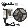 Kit Cinta luces decorativas rítmicas Tira Led RGB