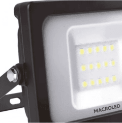 Reflector/Proyector Led 20w Macroled - OFERTAS ELÉCTRICAS