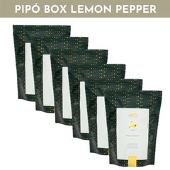 Pipó Box Lemon Pepper