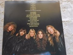 Vinil Iron Maiden No Prayer For The Dying Lp Brasil Encarte - comprar online