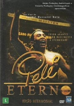 Pelé Eterno Dvd Original