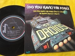 Vinil Droids Do You Have The Force Be Happy Compacto Duplo na internet