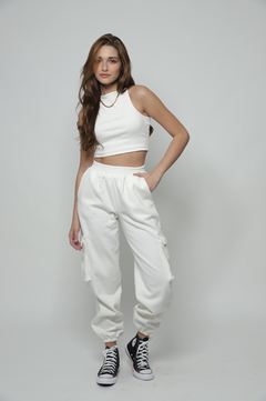 Cropped Lisa - Off white