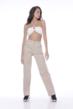 Cropped Grace - Off White - loja online
