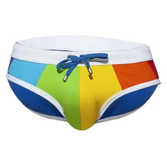 Sunga Estampada Importada Rainbow - AMERICAN TOP UNDERWEAR
