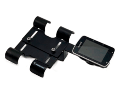 FRONT/BACK KIT- GARMIN EDGE MOUNT + TT BOTTLE CAGE CLIP on internet