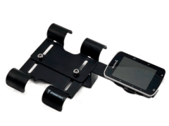 Image of FRONT/BACK KIT- GARMIN EDGE MOUNT + TT BOTTLE CAGE CLIP