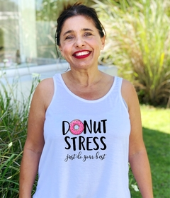 Musculosa Donut Stress