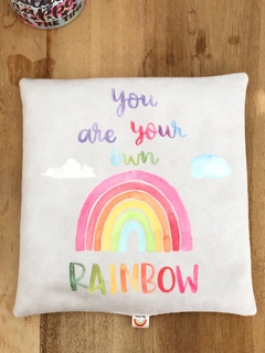 Almohadilla térmica You are your own rainbow