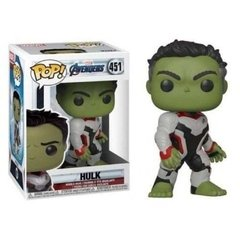 Funko POP Hulk 451 - Avengers End Game - comprar online