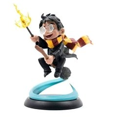 Action Figure Harry Potter na Vassoura 10cm  - Harry Potter