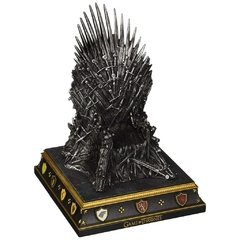 Terminador de Livros Trono de Ferro - Game of Thrones