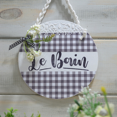 Base circular para cartel 16cm - Lady Stamp