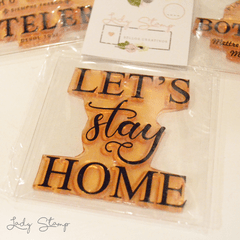 F713 - Let´s stay home - comprar online