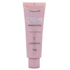 Creme Revitalizante Ruby Rose Pescoço e Colo Ice Rose HB-420