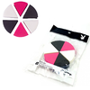 Esponjas Triangulares Pie Sponge Tech Studio Playboy com 06 Esponjas HB89580