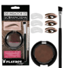Kit Delineador de Sobrancelhas Playboy Beauty HB93138PB