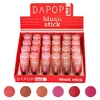 Blush Stick Bastão Bold Dapop - Display com 24 unidades