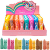 Lip Balm Infantil Missing U Baby Jasmyne - Display 48 unidades + Amostras