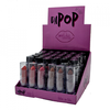 Batom Bastão Matte Sweet Kiss Collection Dapop Kit com 30 unidades DP2002