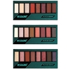 Paleta de Sombras SP COLORS SP153 - Kit 3 unidades