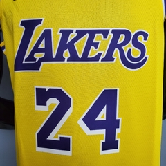 Regata Nike Los Angeles Lakers Personalizada (SILK) - loja online