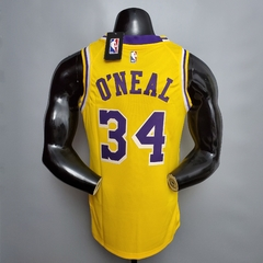 Imagem do Regata Nike Los Angeles Lakers Personalizada (SILK)