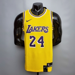 Regata Nike Los Angeles Lakers Personalizada (SILK)