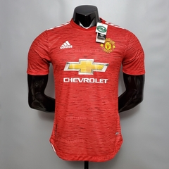 Camisa Manchester United Home PLAYER 2020/2021