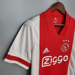 Camisa Ajax Home 2020/2021 - Gold Sports