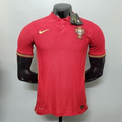 Camisa Portugal Home Player 2020/2021