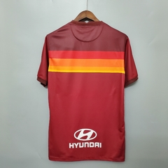 Camisa Roma Home 2020/2021 - comprar online