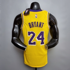 Regata Nike Los Angeles Lakers Personalizada (SILK) - comprar online