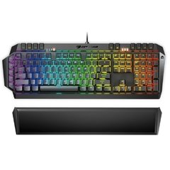 Teclado Gamer Mecânico Cougar Gaming 700k Preto Evo Rgb Switch Red (Us) - 37KEVM1SB.0002 - comprar online