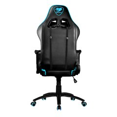 Cadeira Gamer Cougar Gaming Armor One Sky Blue Preto/Azul - 3MAOSNXB.0001 na internet