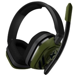 Headset Gamer Astro A10 Ps4/Xbox One Preto/Verde Call Of Duty Pc/Console P2 Estéreo - 939-001840 - comprar online
