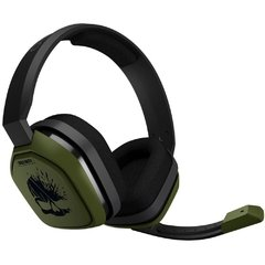 Headset Gamer Astro A10 Ps4/Xbox One Preto/Verde Call Of Duty Pc/Console P2 Estéreo - 939-001840 na internet