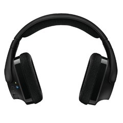 Headset Gamer Logitech Gaming G533 Wirelles Dts Dolby Digital Surround 7.1 - 981-000633 - comprar online