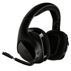 Headset Gamer Logitech Gaming G533 Wirelles Dts Dolby Digital Surround 7.1 - 981-000633 na internet