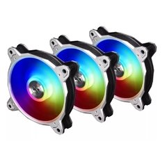 Fan Gamer Lian Li Bora Digital Silver Addressable Rgb 3 X 120mm Pwm - BR DIGITAL-3R S na internet