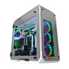 Gabinete Gamer Thermaltake View 71 Tg Branco Rgb Vidro Temperedo X4 Full Tower C/Janela - CA-1I7-00F6WN-00
