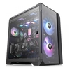 Gabinete Gamer Thermaltake View 51 Tg Preto Argb Vidro Temperedo X3 Full Tower C/Janela - CA-1Q6-00M1WN-00