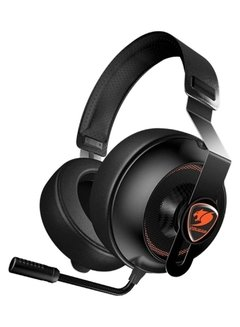 Headset Gamer Cougar Gaming Esports Phontum Black Edition P2 Estéreo - CGR-P40NB-150