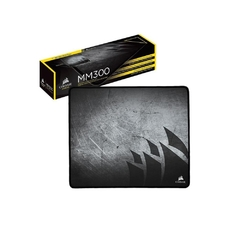 Mouse Pad Gamer Corsair Gaming Mm300 Médio Speed 36cm X 30cm X 3mm - CH-9000106-WW
