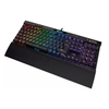 Teclado Gamer Mecânico Corsair Gaming K70 Preto Mk.2 Rgb Rapidfire Cherry Mx Low Profile Speed (Us) - CH-9109018-NA na internet